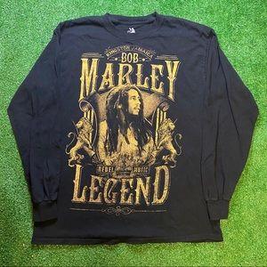 Bob Marley Legend Ling Sleeve